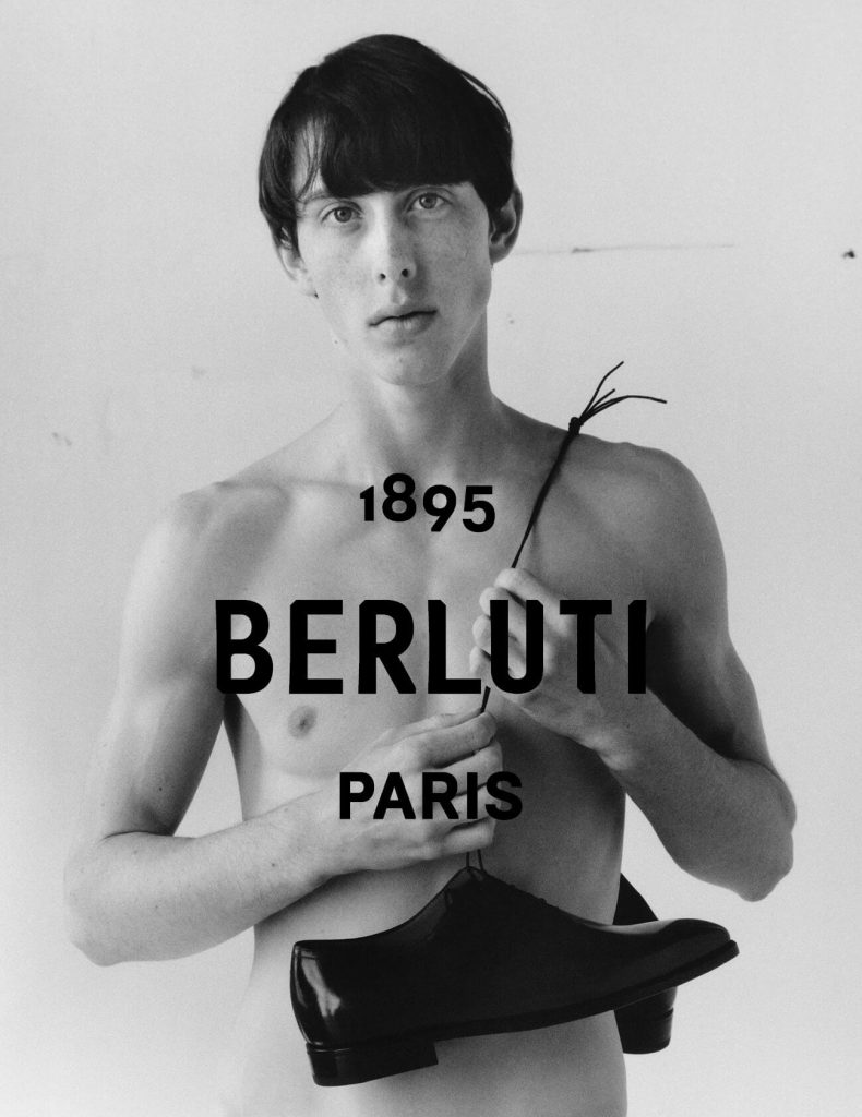 Berluti Unveils their New Campaign