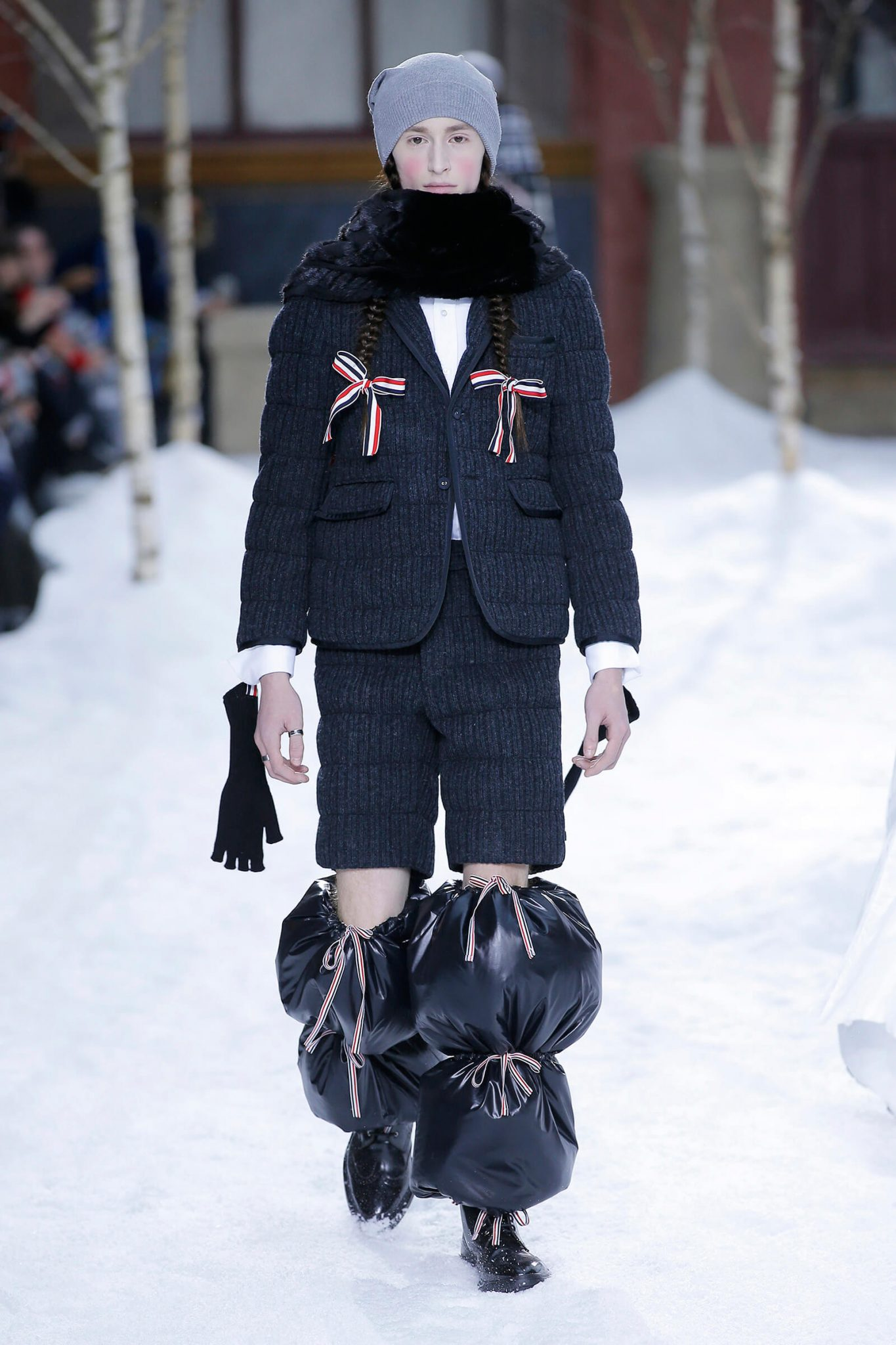 THOM BROWNE FW18 PARIS MEN FASHION WEEK 20/01/2018