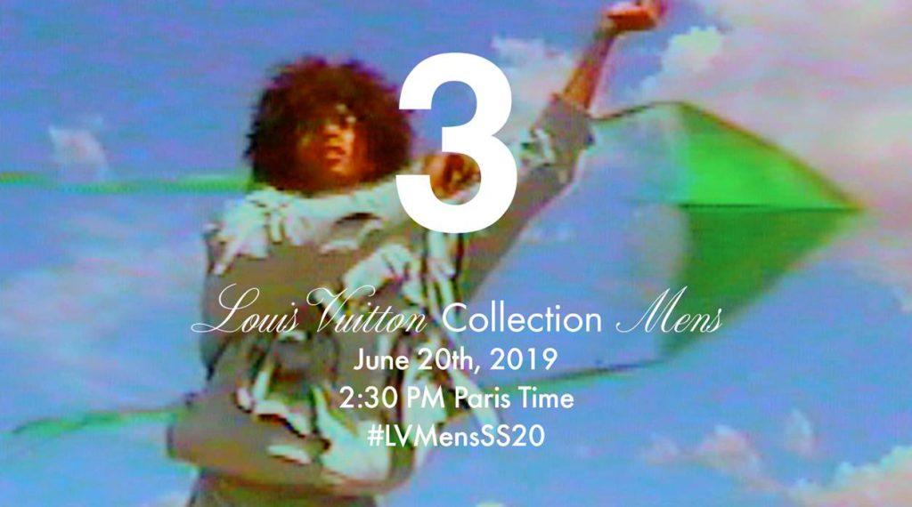 LIVESTREAM: Louis Vuitton's Spring/Summer'20 Fashion Show