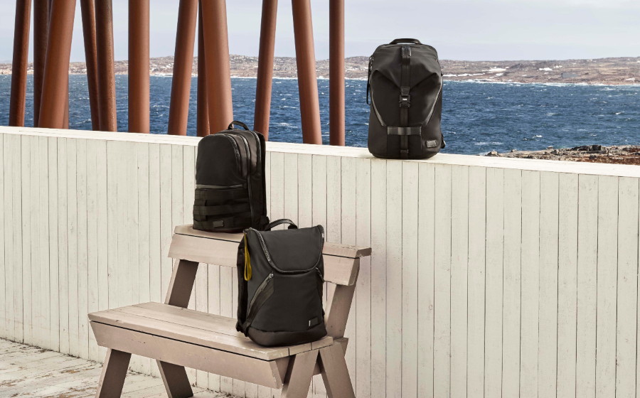 Take Five to Win a Tumi backpack Worth up to S$750