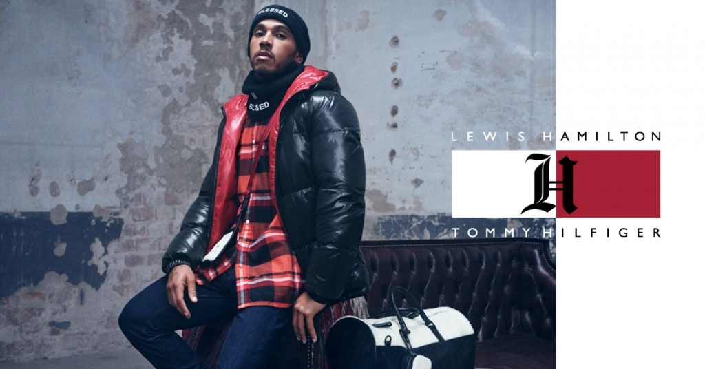 #MensFolio22 Anniversary Party — the Athleisure Meets Street-Luxe Vibe of Tommy Hilfiger x Lewis Hamilton