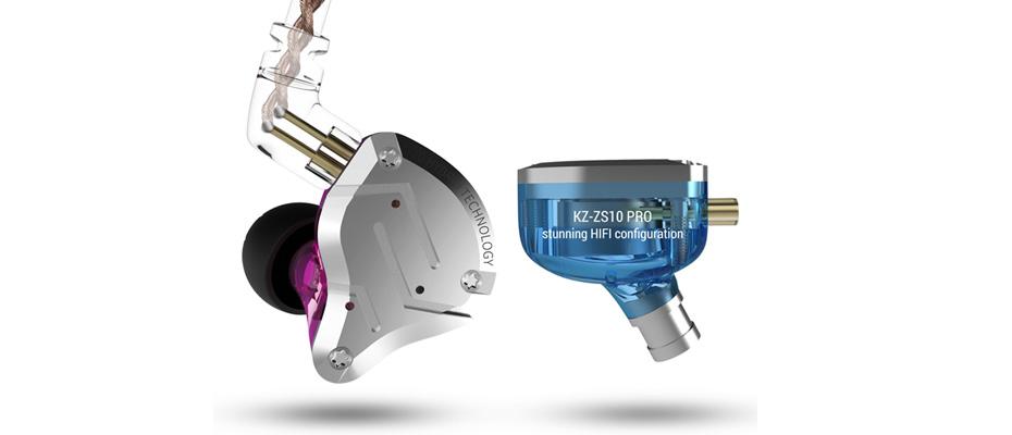 หูฟัง KZ ZS10 Pro In-Ear ซื้อ
