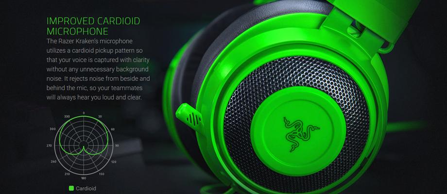Razer Kraken 2019 Headphone เสียง