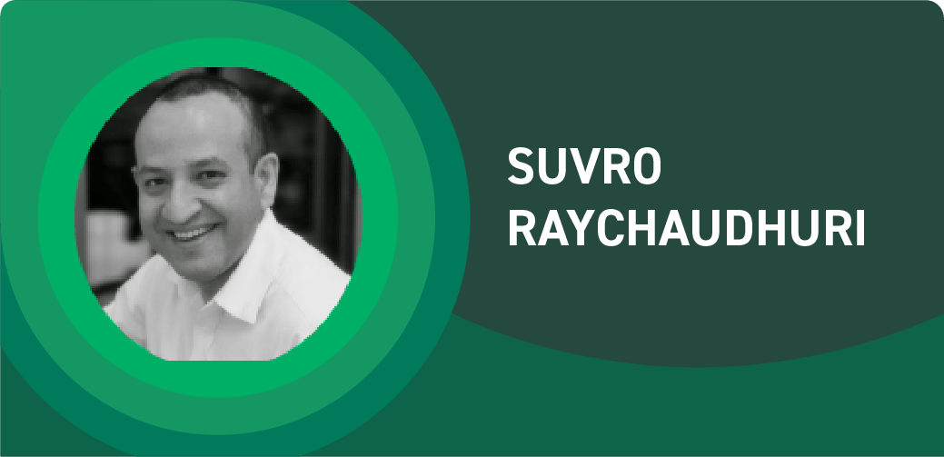 UB Group: In Conversation with Mr. Suvro Raychaudhuri, GM HE