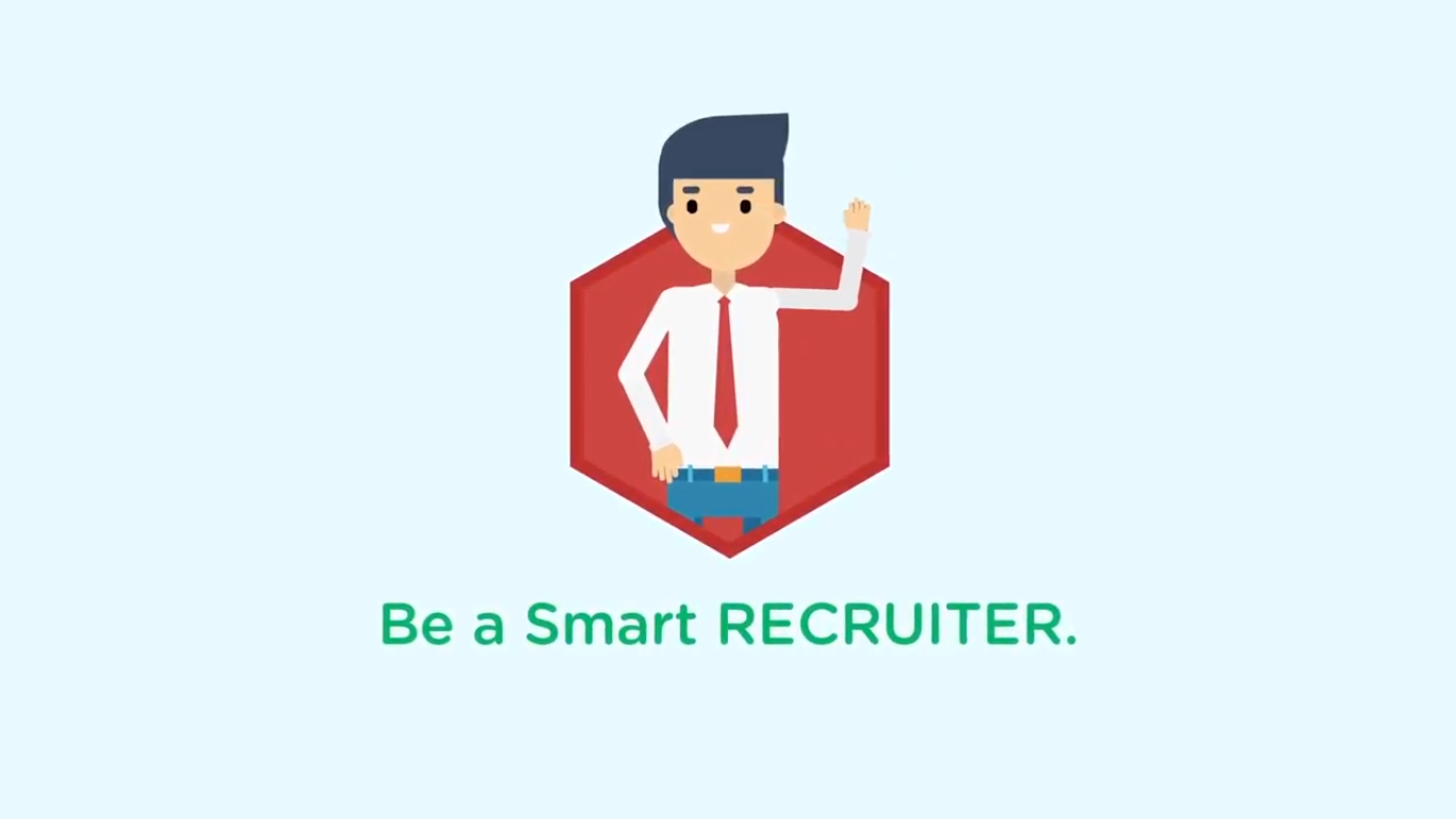 Be a Smart Campus Recruiter