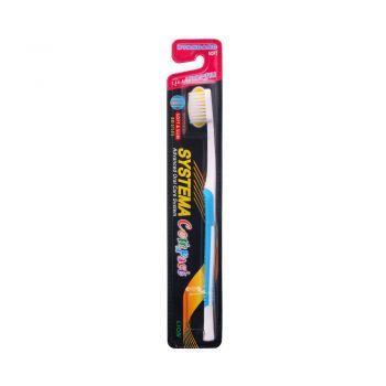SYSTEMA แปรงสีฟัน ซิสเท็มมา รุ่นหัวแปรงขนาดเล็ก (Compact) ขนแปรงนุ่มมาตรฐาน