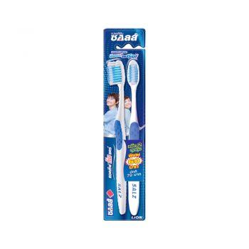 SALZ แปรงสีฟัน ซอลส์ แอคทีฟกัมแคร์ (แพ็คคู่)