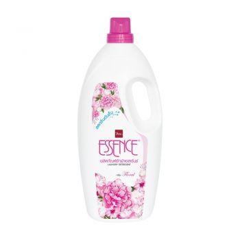 Essence น้ำยาซักผ้า เอสเซ้นซ์ กลิ่น เอสเซ้นซ์ กลิ่นฟลอรัล (สีชมพู) 1,900 มล.