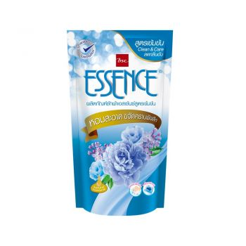 ESSENCE น้ำยาซักผ้า เอสเซ้นซ์ สูตรเข้มข้น Clean & Care กลิ่น Elegant Blue (สีฟ้า) 650 มล.