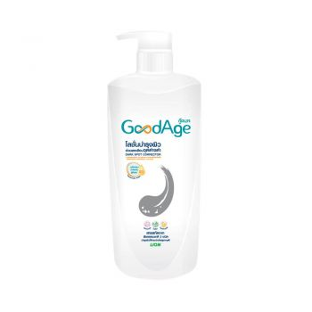 GoodAge กู๊ดเอจ ดาร์ก สปอต คอเรคเตอร์ แอนตี้ออกซิแดนท์ บอดี้ โลชั่น 400 มล.