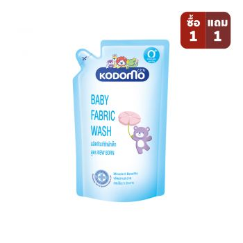 KODOMO น้ำยาซักผ้าเด็ก โคโดโม (NewBorn) 600 มล.