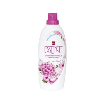 Essence น้ำยาซักผ้า เอสเซ้นซ์ กลิ่น เอสเซ้นซ์ กลิ่นฟลอรัล (สีชมพู) 900 มล.