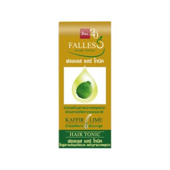 FALLES Hair Tonic ผลิตภัณฑ์บำรุงเส้นผม ฟอลเลส 90 มล.