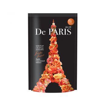HI CLASS ผลิตภัณฑ์ ปรับผ้านุ่ม สูตรเข้มข้นพิเศษ De Paris กลิ่น Freshy France (orange) 600 มล.