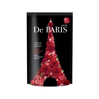 HI CLASS ผลิตภัณฑ์ ปรับผ้านุ่ม สูตรเข้มข้นพิเศษ De Paris กลิ่น Secret Romance (Red) 600 มล.