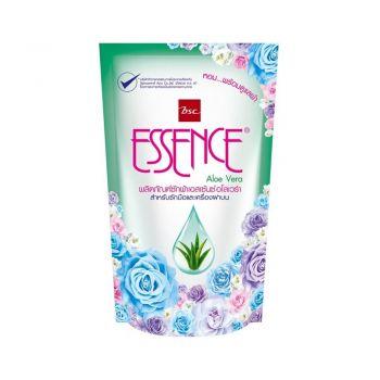 Essence ผลิตภัณฑ์ซักผ้าเอสเซ้นซ์ สูตร อโลเวร่า Aloe Vera ชนิดเติม 700 มล.