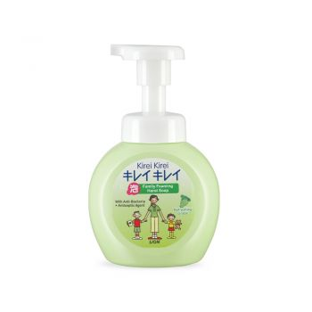 KIREI KIREI โฟมล้างมือ คิเรอิ คิเรอิ กลิ่นองุ่น หอมสดชื่น Refreshing Grape 250 มล.