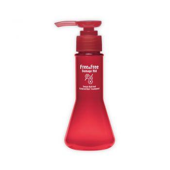 Free & Free เซรั่มบำรุงผม ฟรีแอนด์ฟรี สูตรสำหรับผมทำสี (สีแดง) ชนิดเจล 70 มล.