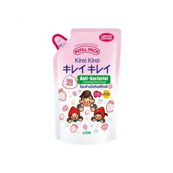 Kirei Kirei โฟมล้างมือ คิเรอิ คิเรอิ สูตร เบอร์รี โนะ คาโอริ Berries no Kaori ถุงเติม 200 มล.