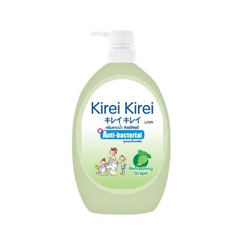 KIREI KIREI ครีมอาบน้ำ คิเรอิ คิเรอิ สูตรแอนตี้แบคทีเรีย กลิ่นองุ่น 900 มล.