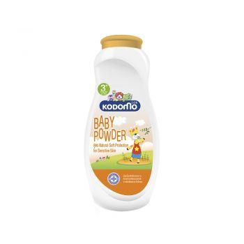 Kodomo แป้งเด็ก โคโดโม Natural Soft Protection ( สีส้ม ) 180 กรัม