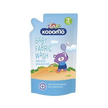 KODOMO น้ำยาซักผ้าเด็ก โคโดโม ป้องกันกลิ่นอับชื้น สำหรับเด็ก 3 ปีขึ้นไป 600 มล.