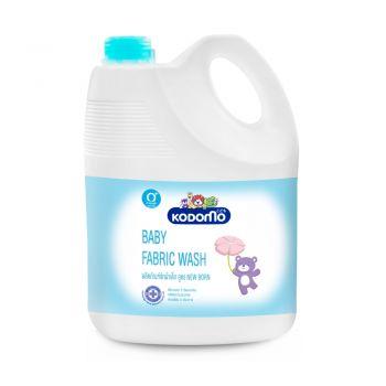 KODOMO น้ำยาซักผ้าเด็ก โคโดโม New Born 3,000 มล.