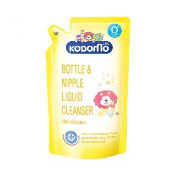 KODOMO น้ำยาล้างขวดนม โคโดโม (ชนิดถุงเติม) 600 มล.
