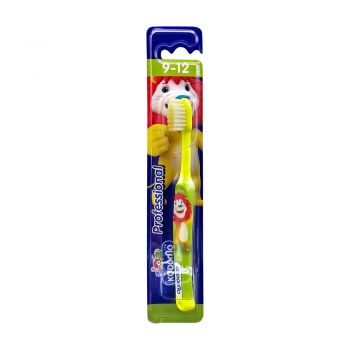 KODOMO แปรงสีฟันเด็ก โคโดโม Professional 9-12 ปี