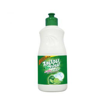 LIPON F น้ำยาล้างจาน ไลปอนเอฟ สูตรมะกรูด X-Tra Clean 500 มล.