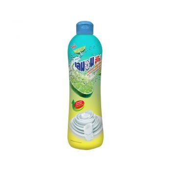 LIPON ผลิตภัณฑ์ น้ำยาล้างจาน ไลปอน เลมอนฮีโร่ สูตรมะนาวเข้มข้น 450 มล.