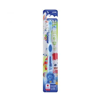 KODOMO แปรงสีฟันเด็กโคโดโม ซอฟต์ แอนด์ สลิม 6 - 12 ปี