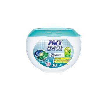 PAO GEL CAPS ผลิตภัณฑ์ ซักผ้า เปา เจลแคป 360 กรัม