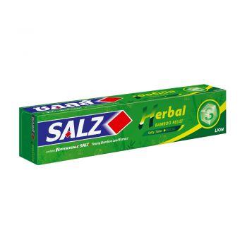 SALZ ยาสีฟัน ซอลส์ เฮอร์เบิล แบมบู รีลีฟ 160 กรัม
