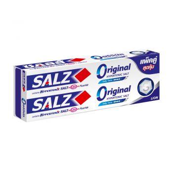 SALZ ยาสีฟัน ซอลส์ ออริจินัล (แพ็คคู่) 160 กรัม