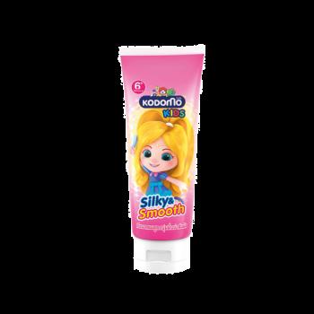 KODOMO โคโดโม คิดส์ ครีมนวดผม สำหรับเด็ก ซิลกี้แอนด์สมูท (Silky & Smooth) 150 มล.