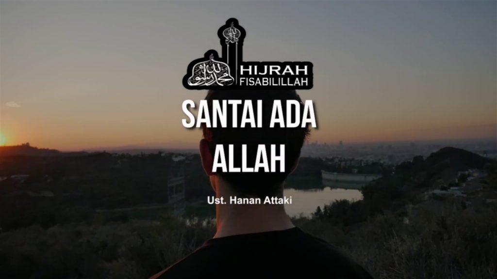 Motivasi Dari Ustadz Kekinian Hanan Attaki Bikin Kamu Mantap Hijrah