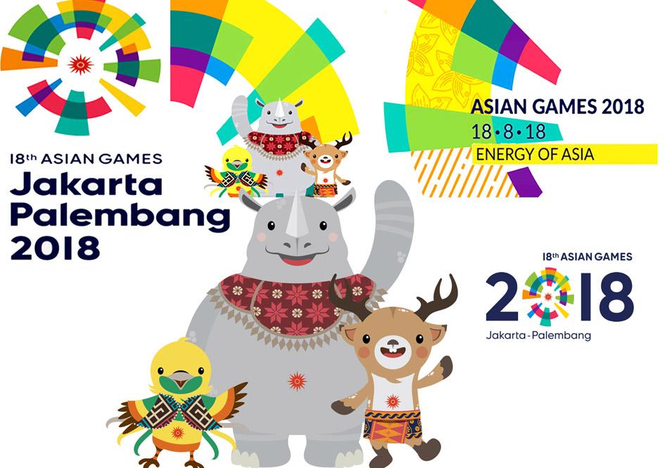 Asian games 2018 - Asian Games 2018 Di Negara