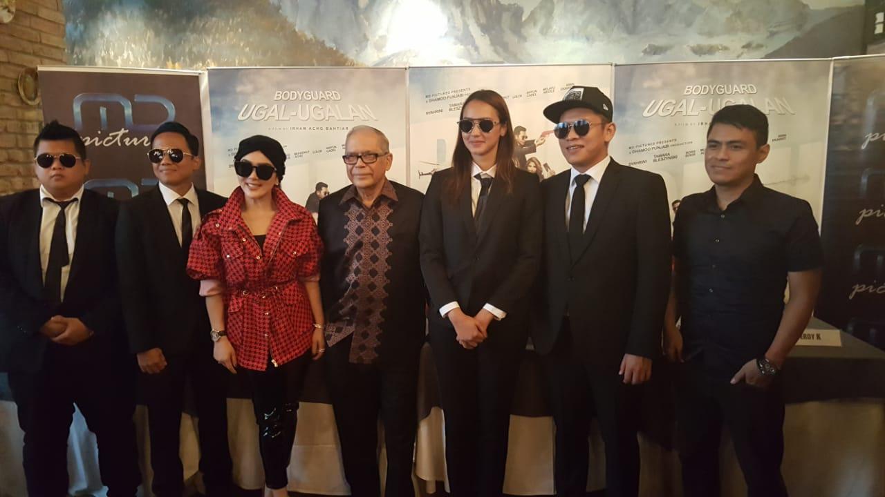 Ini Jadwal Tayang Dan Gala Premiere Film Syahrini Bodyguard Ugal Ugalan Doripos