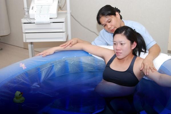 Proses Melahirkan Bayi dengan Metode Water Birth - Doripos