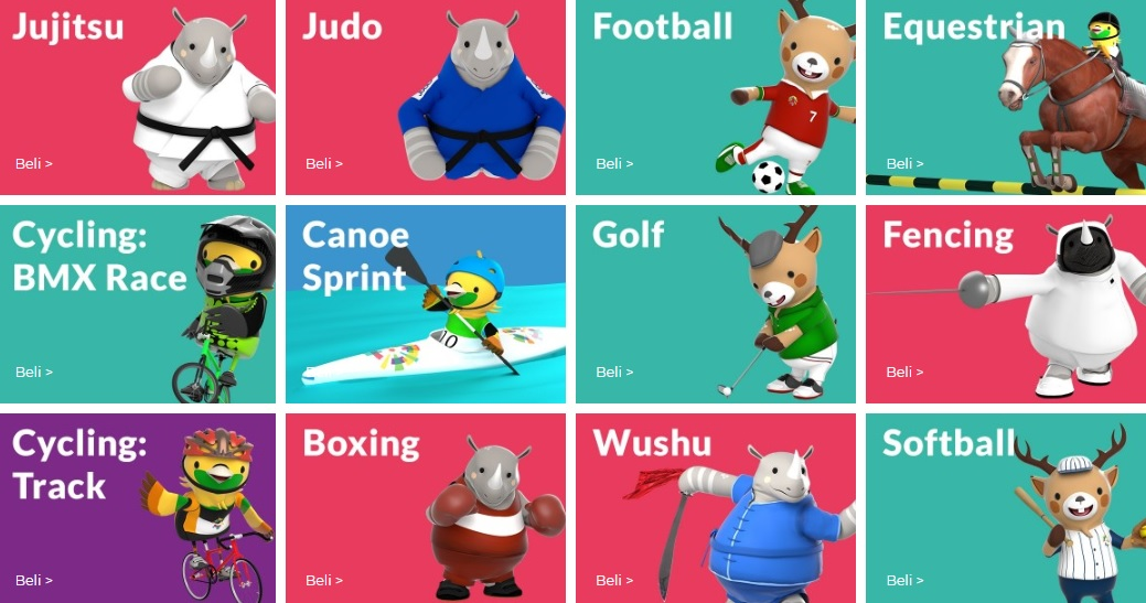 Ini Jadwal Pertandingan Tinju Asian Games 2018 - Doripos