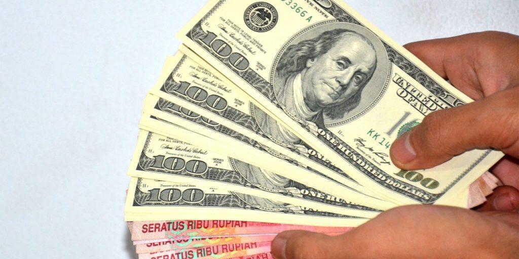 rupiah-ke-dollar