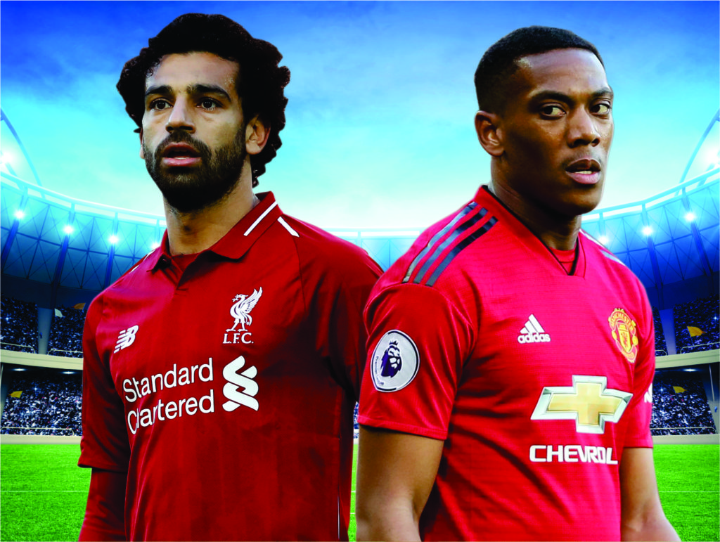 Menjelang Big Match Liverpool VS Manchester United Pada