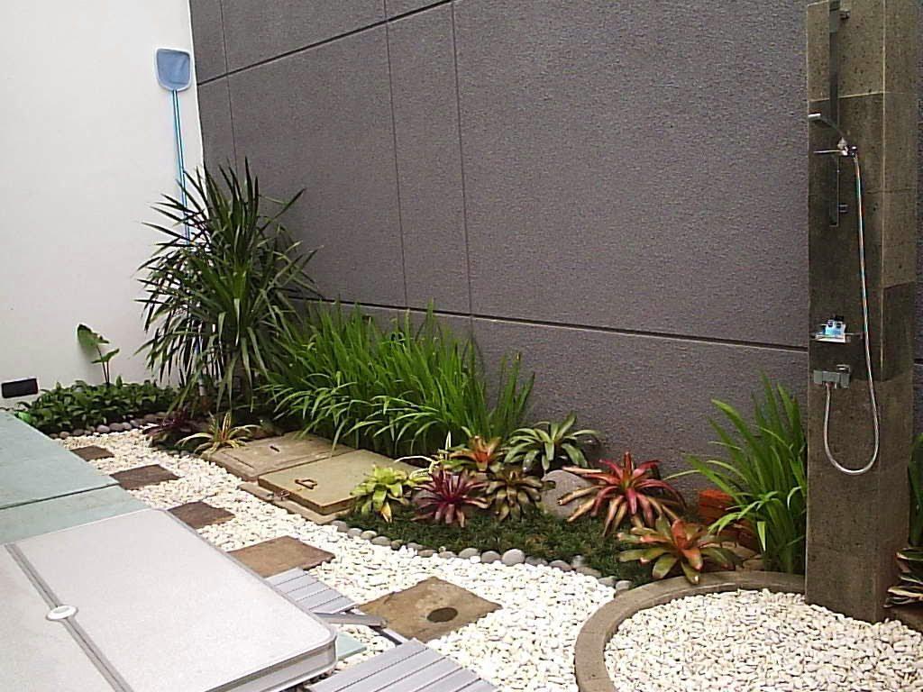 395+ Ide Desain Taman Kering Pot Paling Keren