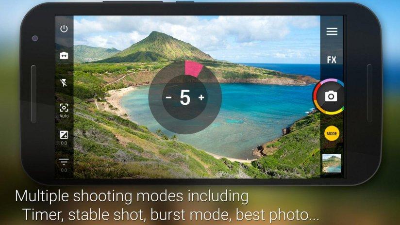 Aplikasi Camera Zoom FX