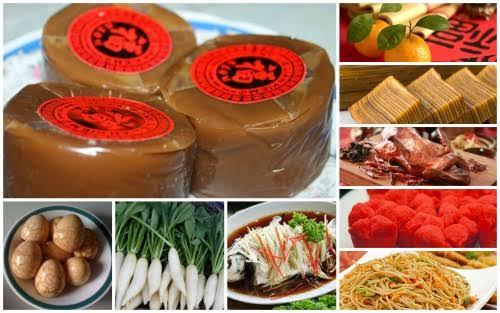 Makanan Khas Imlek Dan Maknanya Doripos
