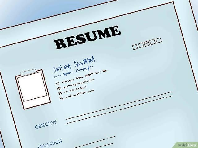 8 Tips Menulis Resume Yang Baik Agar Cepat Mendapat Pekerjaan