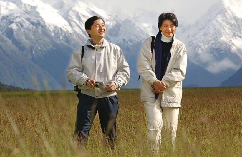 Sosok Pangeran Naruhito dan Istrinya Putri Masako