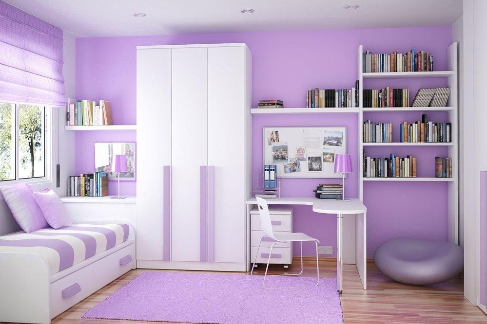 Kombinasi Warna Cat Kamar Anak Perempuan 9 warna cat kamar tidur yang baik untuk kesehatan doripos