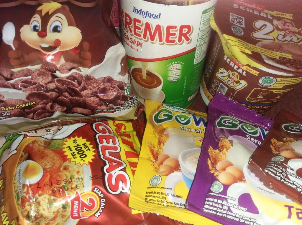 Kamu Anak Kost Cek 5 Stok Makanan Wajib Ala Anak Kost Berikut Ini